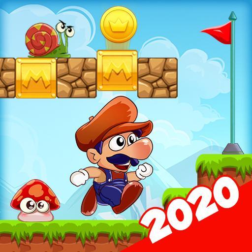 Super Bino Go - New Adventure Game 2020