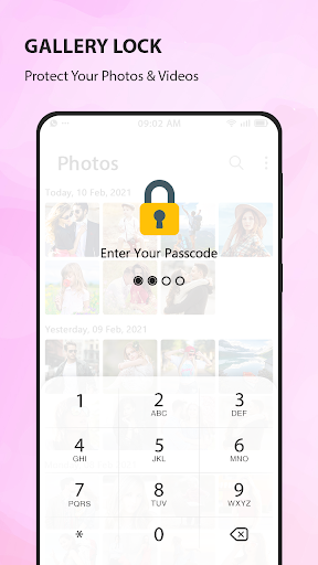 Gallery-Photo Manager,Picture Gallery & Album android2mod screenshots 4