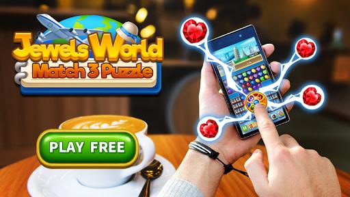 Jewels World POP : Puzzle Master 2021 1.0.7 screenshots 2