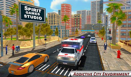 Ambulance Rescue Games 2020 1.15 screenshots 5