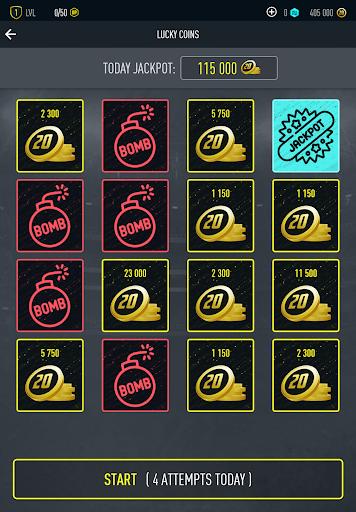 Pacwyn 20 - Football Draft and Pack Opener 2.0.0 Screenshots 11