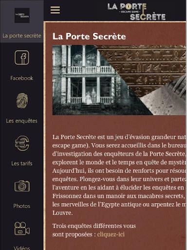 La Porte Secru00e8te screenshots 1