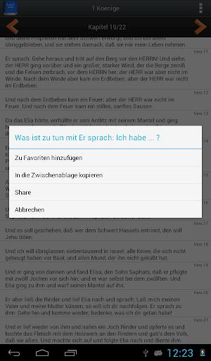 Deutsch Luther Bibel android2mod screenshots 11