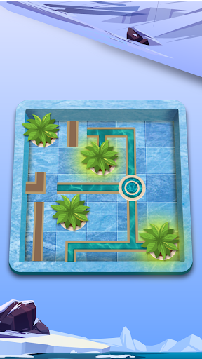 Water Connect Puzzle - Logic Brain Game screenshots 2
