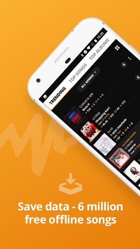 Audiomack: Download New Music Offline Free screen 1