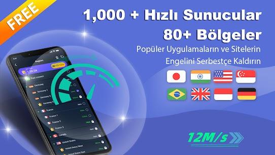 Free VPN Master S n rs z Ultra H zl Apk Son S r m 2021 1