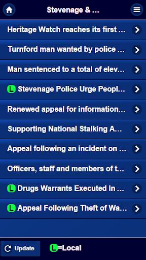 hertfordshire police screenshot 2