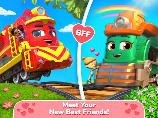 Mighty Express - Play & Learn with Train Friends 1.2.8 screenshots 20