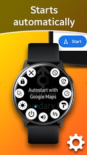 Navigation Pro: Google Maps Navi on Samsung Watch 4