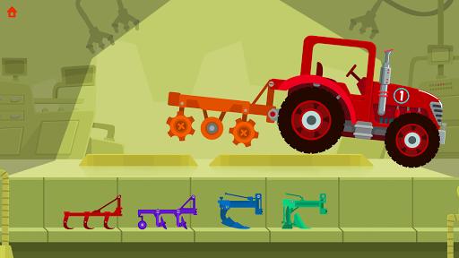 Dinosaur Farm - Tractor simulator games for kids https screenshots 1