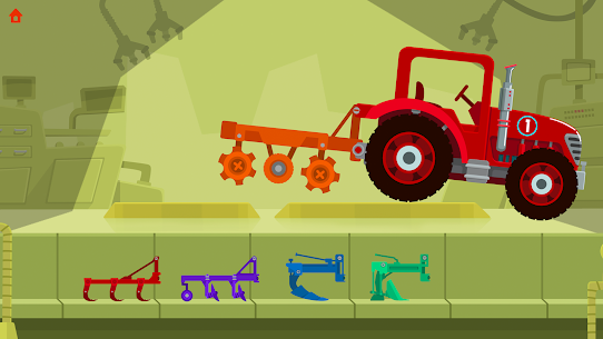 Dinosaur Farm  Tractor For Pc | How To Install – [download Windows 7, 8, 10, Mac] 1