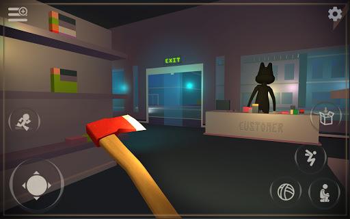 Cartoon Cat Horror Escape  screenshots 3