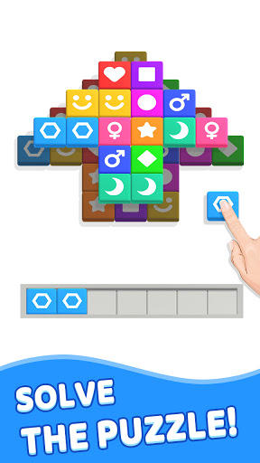 Match Master - Free Tile Match & Puzzle Game  screenshots 4