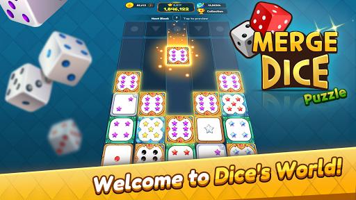 Drop Number Dice: Merge Puzzle 2048  screenshots 1