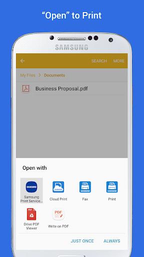 Samsung Print Service Plugin 3.06.200921 Screenshots 4