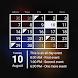 Calendar Widget Month + Agenda