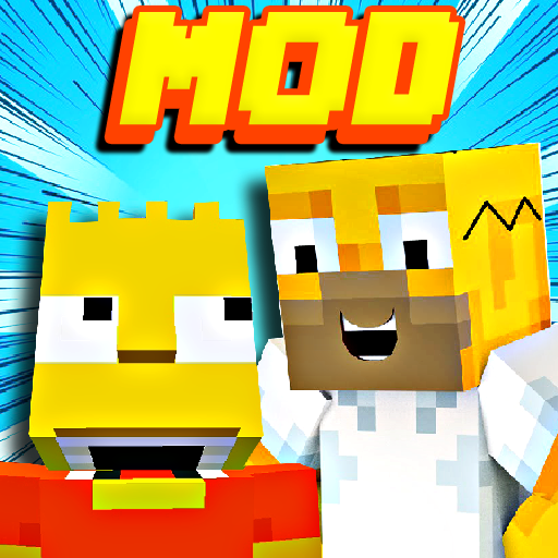 Baixar Bart in Mcpe - Map Simpsons For PE para Android