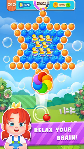 Bubble Blast: Fruit Splash 1.0.10 screenshots 3