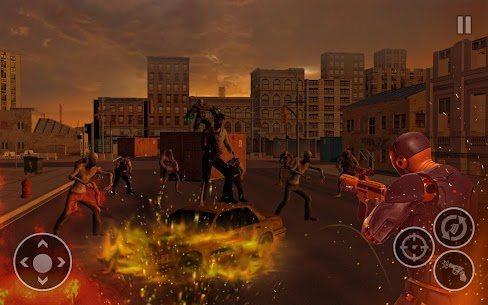Sniper Army Zombie Shooter: Shooting Games 2020 3