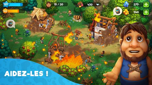 The Tribez: Build a Village APK MOD – ressources Illimitées (Astuce) screenshots hack proof 1
