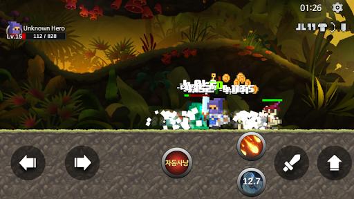 Unknown HERO - Item Farming RPG. 3.0.284 screenshots 6