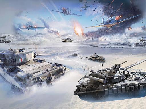 Real Battle of Tanks 2021: Army World War Machines 1.0.1 screenshots 5