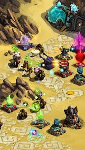 Ancient Planet Tower Defense Offline 9