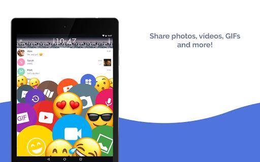Mood Messenger - SMS & MMS android2mod screenshots 14