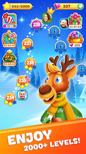 Christmas Sweeper 3: Puzzle Match-3 Christmas Game