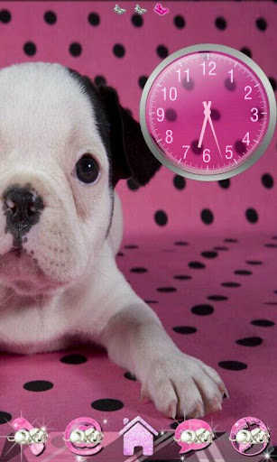 Puppy theme for GO Launcher For PC Windows (7, 8, 10, 10X) & Mac Computer Image Number- 5