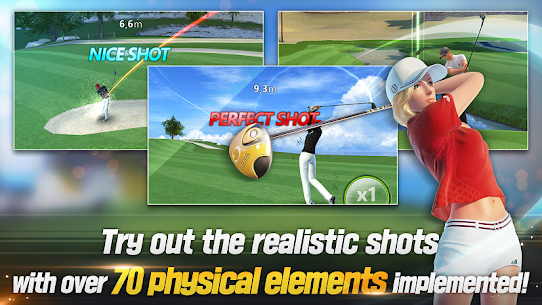 Download Golf Star Mod APK 8.7.1[Unlimited Money/ Stars] for Android 3