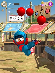 Clumsy Ninja MOD (Unlimited Coins/Gems) 3
