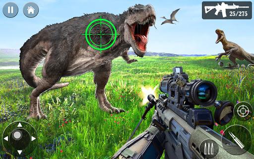 Wild Dino Hunt :Wild Animal Hunting Shooting Games  screenshots 12