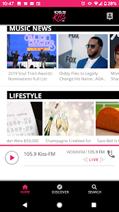 105.9 KISS-FM - Detroit