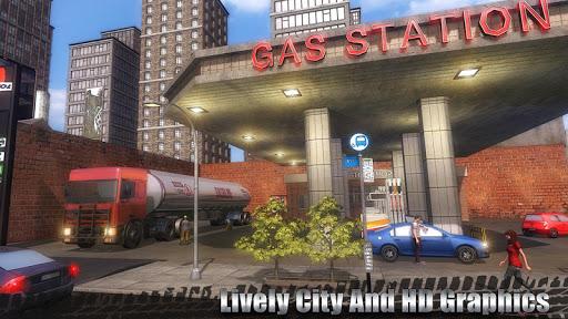 Oil Cargo Transport Truck Simulator Games 2020  Screenshots 5