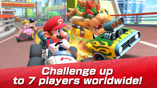 Mario Kart Tour apktram screenshots 4