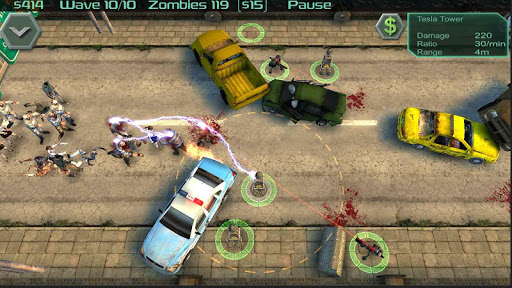 Zombie Defense apkdebit screenshots 4