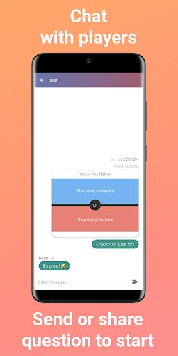 Would You Rather? 2.6.0 screenshots 4