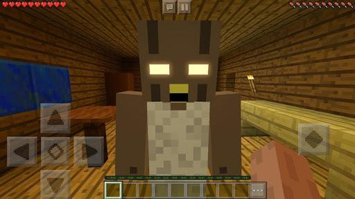Hello Horror Granny Craft Maps Skins for MCEP  Screenshots 3