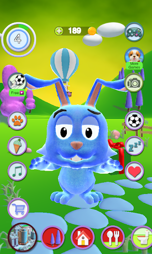 Talking Rabbit 2.29 screenshots 8