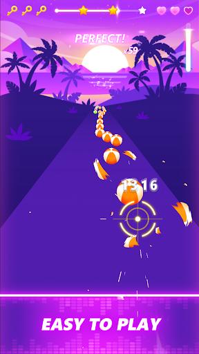 Beat Smash 3D: EDM Music Shooter  screenshots 2