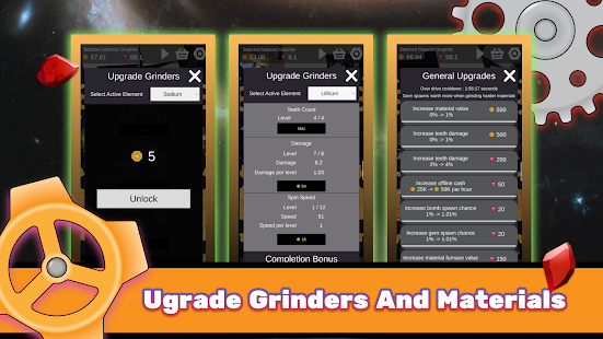 Idle Crusher - Casual Crushing 76 APK + Mod (Unlimited money) for Android