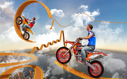 Bike Tricks Trail Stunt Master -Impossible Tracks 11 screenshots 3