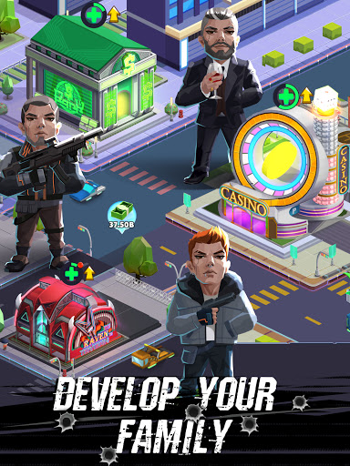 Mafia Inc. - Idle Tycoon Game  screenshots 15