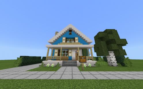 Modern Houses For Minecraft PE 2021 1.0 screenshots 1