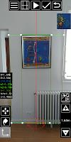 3D Measurement App - Plumb-bob