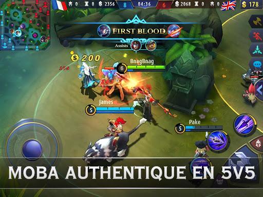Code Triche Mobile Legends: Bang Bang (Astuce) APK MOD screenshots 6