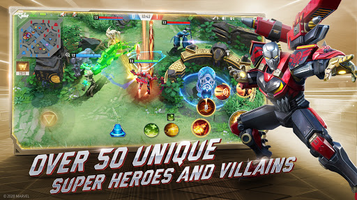 MARVEL Super War screenshots 5