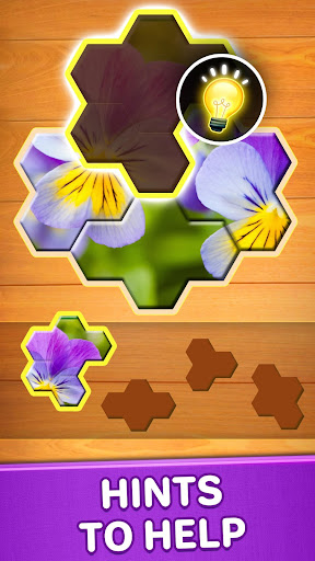 Jigsaw Puzzles Hexa ud83eudde9ud83dudd25ud83cudfaf 2.2.5 screenshots 4