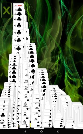 Pyramid Golf Solitaire screenshots 10